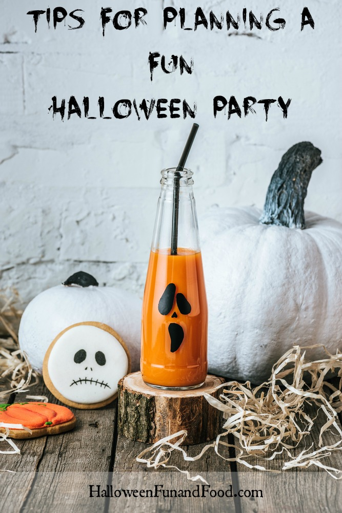 Tips for Planning a Fun Halloween Party